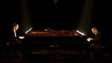 LISBONNE: Concert Mário Laginha et Pedro Burmester