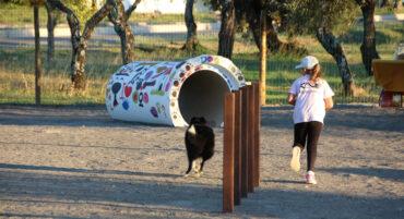 São Brás de Alportel inaugure un nouveau parc canin