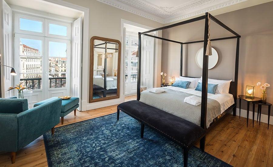 A Lisbonne, Le Consulat élève l'hôtellerie au rang d'art