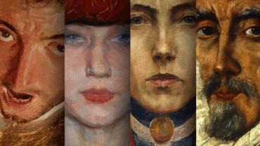 EXPOSITION : Une analyse des portraits