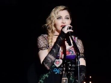 Le parking de Madonna fait jaser à Lisbonne