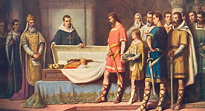 Le malheureux D. Sancho II et la conquête de l'Algarve