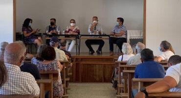 Portimão verse 30 000 € d'aide financière aux victimes de l'incendie de Mexilhoeira Grande