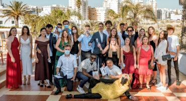 Des résultats exceptionnels pour les étudiants internationaux au Nobel Algarve