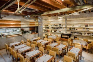 Oficina: Quand l'art et la gastronomie se retrouvent dans un ancien garage