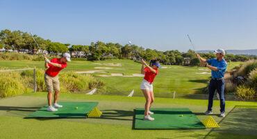 Quinta do Lago propose des sports de plein air aux Junior Academies
