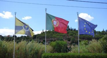 Drapeau du Portugal – Résident du Portugal