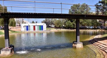 «Nouvelle vie» pour le lac du jardin d'Almancil