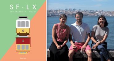 """Livre graphique : """"Promouvoir Lisbonne, la petite sœur européenne de San Francisco"""""""