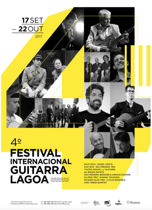 Algarve: Festival de guitare