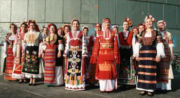 Algarve: Angelite – Choeur Bulgare