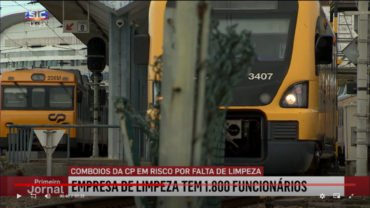Le réseau ferroviaire portugais sur la bonne voie pour de nouveaux drames en raison d'un manque de «propreté et de désinfection»