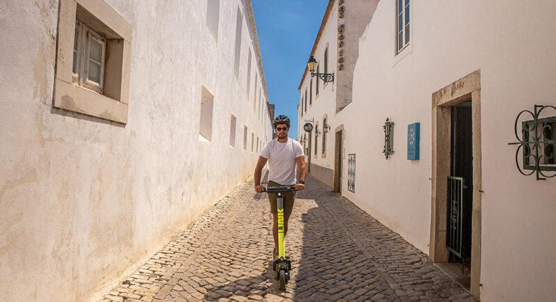 Faro accueille une nouvelle flotte de scooters électriques LINK