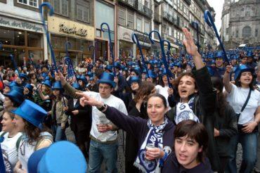 Les étudiants de Coimbra en finissent avec la course de taureaux