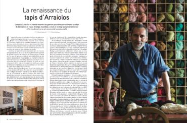 La renaissance du tapis d'Arraiolos