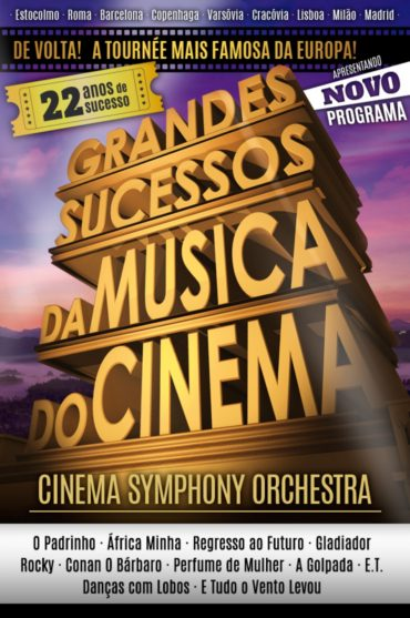 CONCERT :: PORTO :: Grands Succès de la Musique de Cinéma