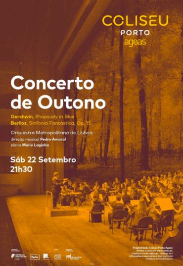 Agenda Porto : Concert d'automne