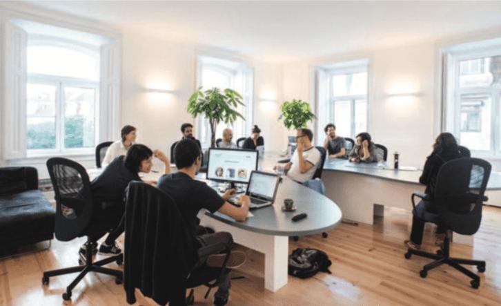 Le coworking en plein boom à Lisbonne