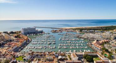 La marina de Vilamoura encore nommée meilleure marina du monde