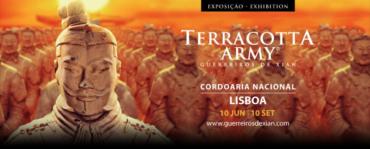 Lisbonne: L'Armée de Terre Cuite – Guerriers de Xian