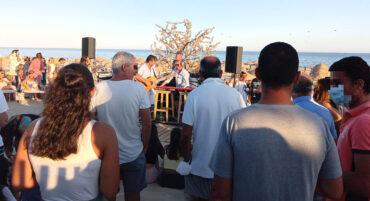 La police interrompt une fête sur la plage à Castro Marim en présence d'environ 300 personnes
