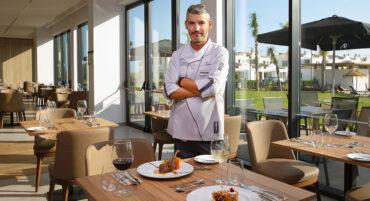 Jorge Sancho nommé chef de cuisine à AP Cabanas Beach & Nature