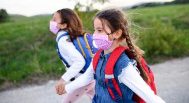 Mandat du masque étendu aux enfants de 10 ans