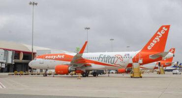 EasyJet ajoutera de nouveaux avions à la base de Faro l'été prochain