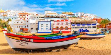 Lagoa-Carvoeiro, le meilleur endroit pour vivre en Algarve