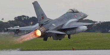 Le Portugal partage la mission de police aérienne de la Baltique de l'OTAN avec le Danemark
