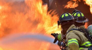 165 pompiers combattent un incendie de forêt à Loulé