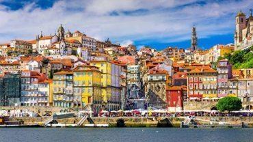 "Porto couronnée ""Meilleure Destination Européenne 2017"""