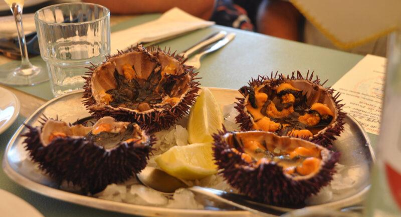 La Chaîne des Rôtisseurs profite d'une mini-croisière et d'un déjeuner sur la plage dans l'ouest de l'Algarve