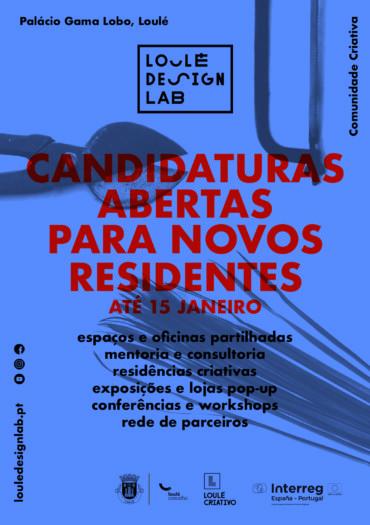 Les candidatures du Loulé Design Lab sont ouvertes